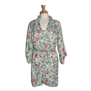Vintage California Dynasty nightgown/Robe set Sm